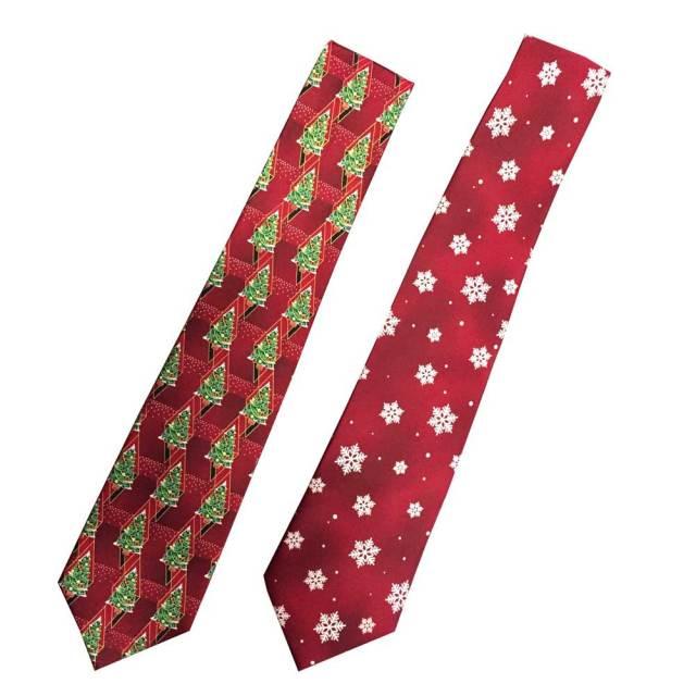 クリスマスギフト メンズネクタイ 雑貨