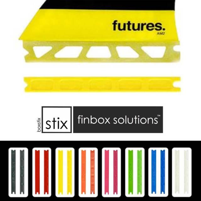 BOXSTIX FINBOX SOLUTIONS Single Tab/FUTUREタイプ スティック ボックススティック フィンボックスカバー