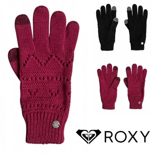 ROXY ロキシー タッチスクリーン対応手袋 GIRL CHALLENGE GLOVES RGV164306/グローブ