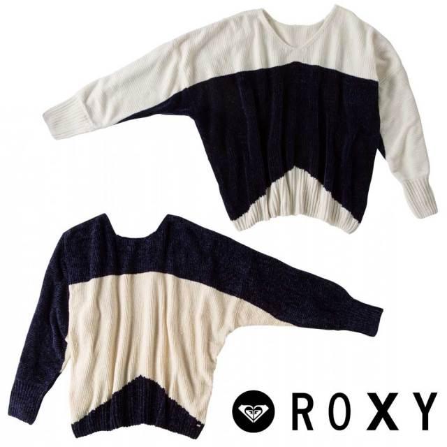 ROXY ロキシー レディースニットプルオーバー FIREPLACE RPO174010/レディースウェア 女性用 トップス