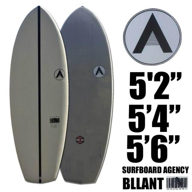 The Surfboard Agency BULLANT Softboardモデル ブルアントソフトボード 5'2 / 5'4 / 5'6 /ソフトサーフボード