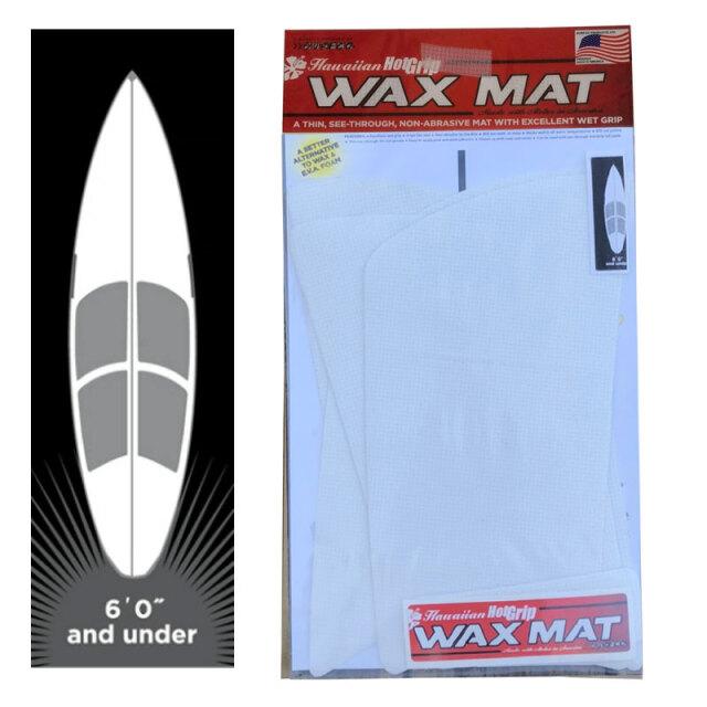 SURFCO HAWAII WAX MATS WM-6'0/サーフィン用デッキパッチ パッド 滑り止め