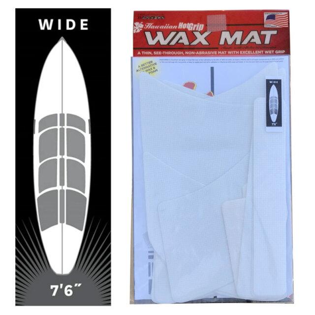 SURFCO HAWAII WAX MATS WM-8'6WIDE/サーフィン用デッキパッチ パッド 滑り止め