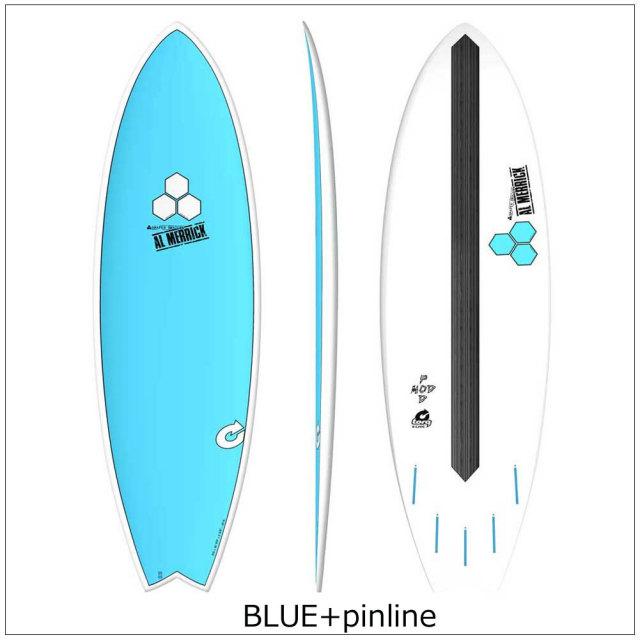 TORQ Surfboard アルメリック ポッドモッド CI-PODMOD-X-LITE 5'10