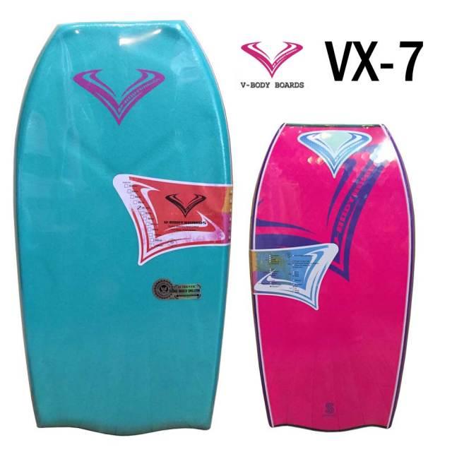 V-BODY BOARDS ブイボディボード VX-7モデル