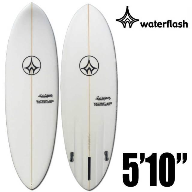 """WaterFlash ウォーターフラッシュ サーフボード ショートボード PANA パナ モデル モデル 5'10""""/FCS2"""