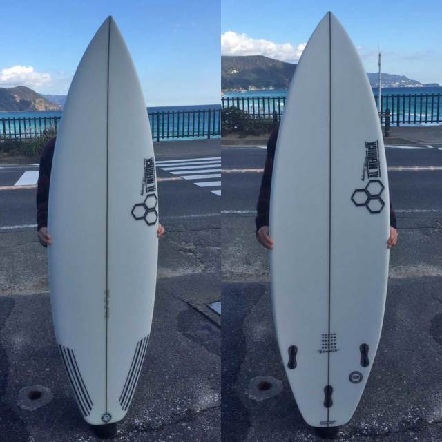 CHANNEL ISLANDS The Sampler 5'10 チャネルアイランズ サンプラー
