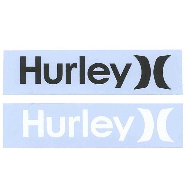 Hurley ハーレー ステッカー シール カッティングシート