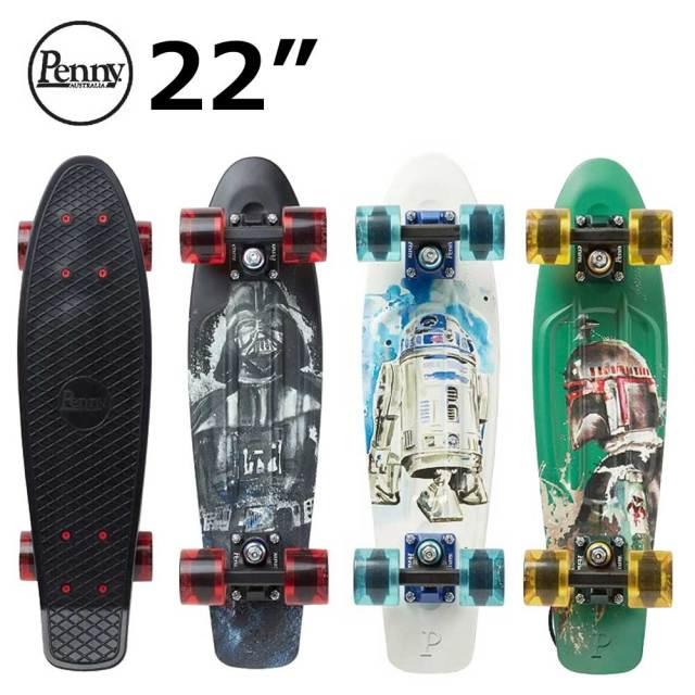 Penny Skateboards ペニースケートボード STARWARS DARTH VADER 22インチ/ミニクルーザー