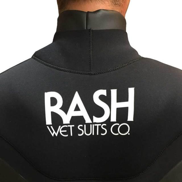 RASH ラッシュウェットスーツ メンズフルスーツ 5/3.5mm 限定Limited version MT NO ZIP TYPE MLサイズ/ノージップタイプ