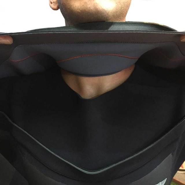 RASH WETSUIT ラッシュウェットスーツ メンズ レディース フルスーツ DRAGON-C BURNER 5/3.5mm