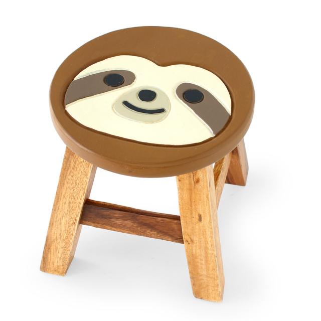 アンティーク ウッドスツール チェア/イス Wood Stool chair/生活用品 日用雑貨 インテリア雑貨
