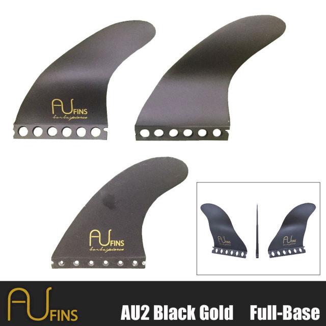 AU FIN エーユーフィン AU 2 グラスフィン Full Base フューチャータイプ Lサイズ  3フィン