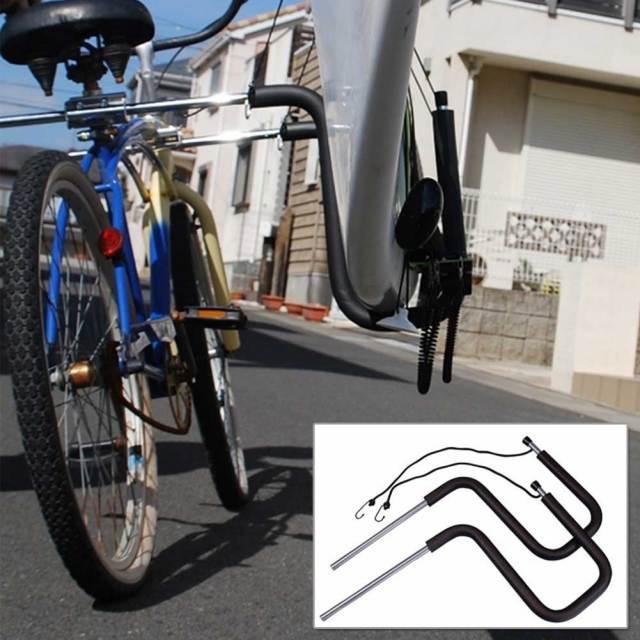 CAP 自転車専用 サーフボードキャリア本体 ★単品★ 2本積み用