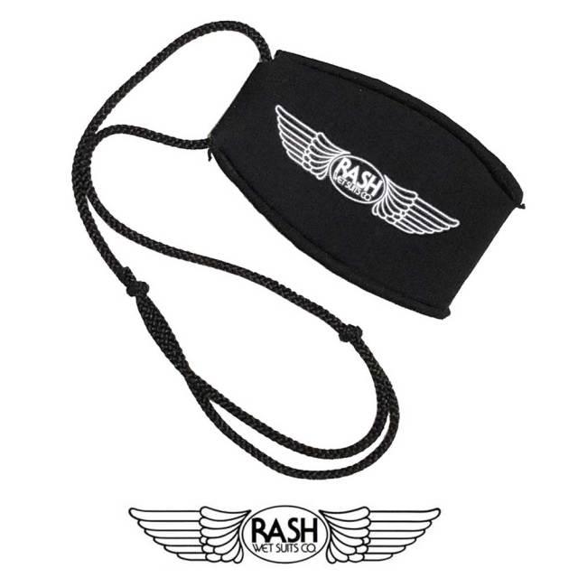RASH ラッシュ 羽マークキーポケットキーケース 鍵入れ/サーフィンお役立ち
