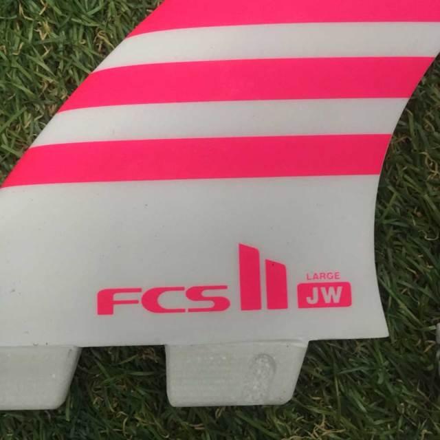 FCS2 フィン JW LTD Paformance Core TRI 限定 LARGE Julian Wilson