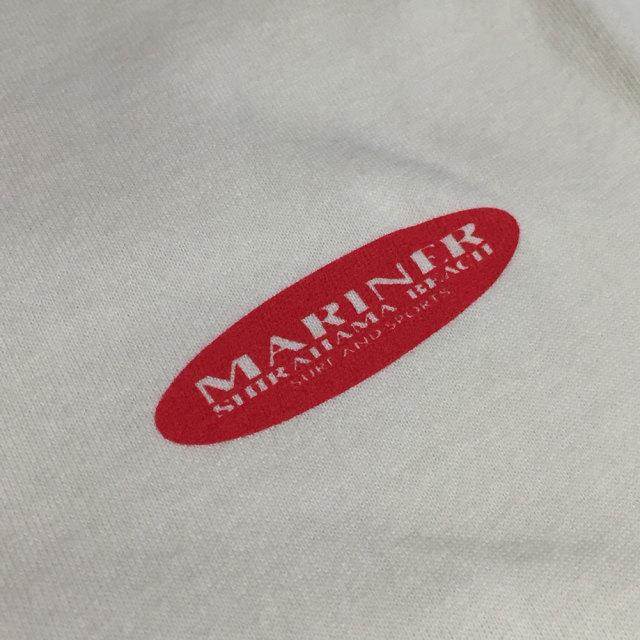 白浜マリーナオリジナルTシャツ MARINER 一番TEEシャツ/半袖 トップス ユニセックス サーフィン