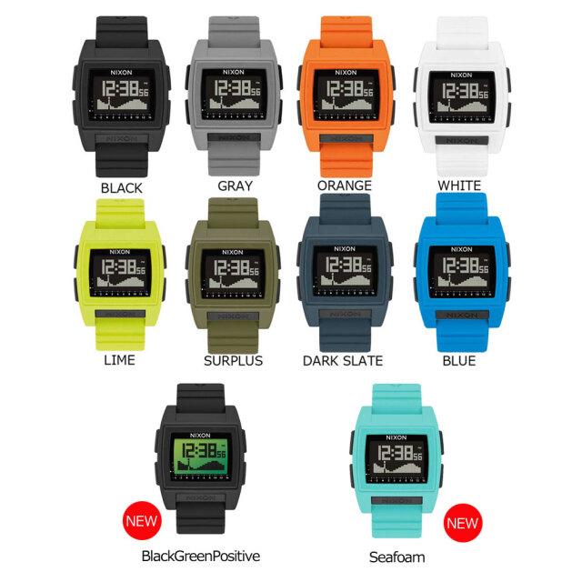 NIXON ニクソン 腕時計 THE BASE TIDE PRO/メンズ ベース タイド プロ 男性用 ウォッチ
