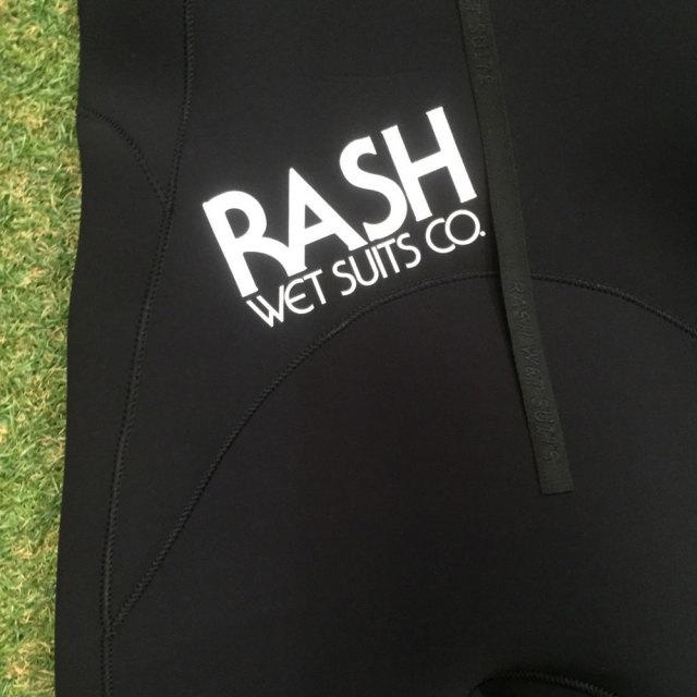 RASH ラッシュ ウェットスーツ 2mmオール メンズ サマージャンキー 限定 LX Limited Version ファスナータイプ
