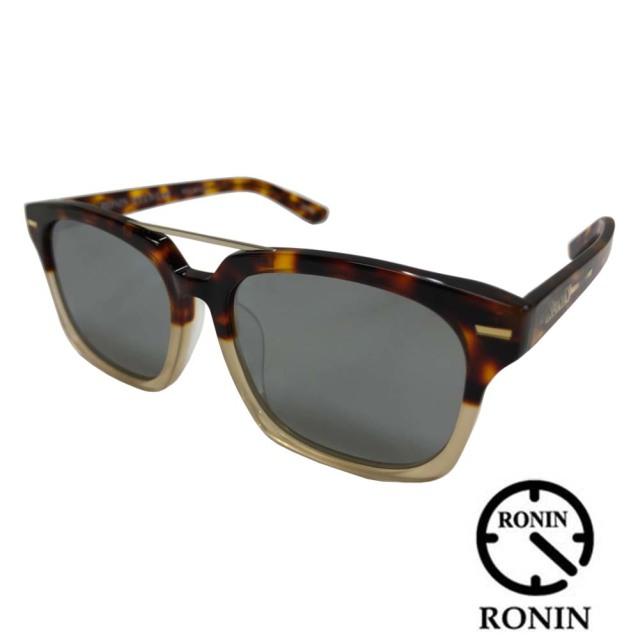 RONIN GATES ロニン サングラス ゲート フレームカラー べっ甲/偏光レンズ アイウェア