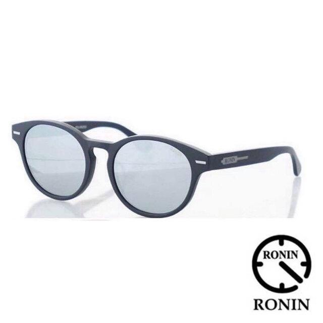 ロニン サングラス メロー RONIN MELLOW  フレームカラー マットブラック/偏光レンズ アイウェア
