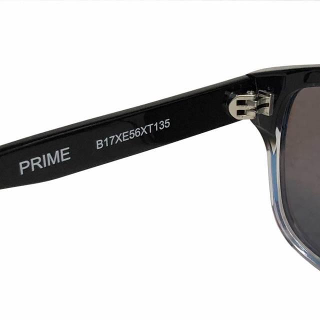 RONIN PRIME ロニン サングラス プライム フレームカラー ブラック&クリア2トーン/偏光レンズ アイウェア