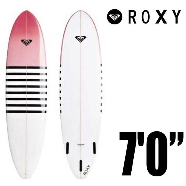 ROXY SURFBOARDS MINIMAL PU 7'0 ロキシーサーフボード ミニマリブ/ファンボード 初心者用サーフボード サーフィン