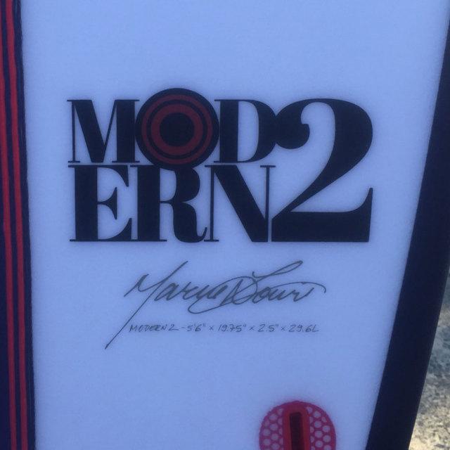 """ショートボード SURFTECH SHARPEYE Fusion E2 MODERN 2 5'6"""" サーフテック シャープアイ モダン2/FCS 2 3FIN"""
