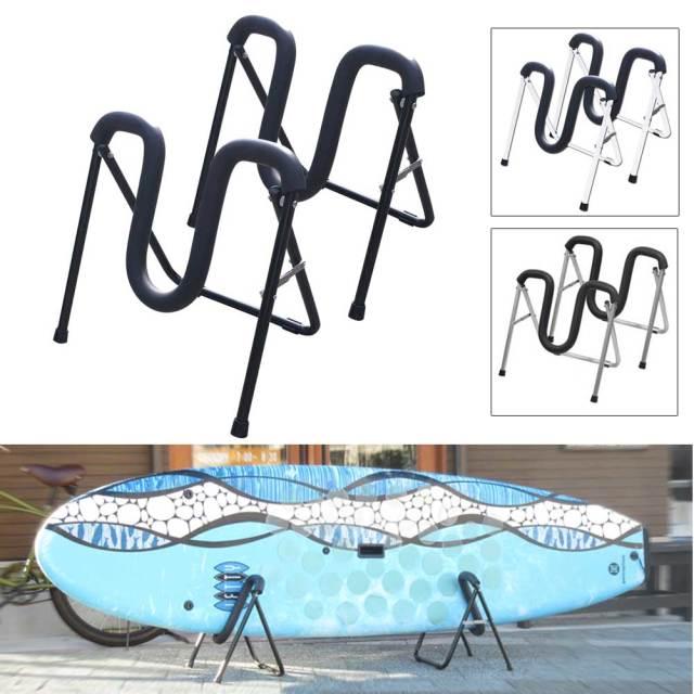 SURF&SUP BOARD STAND サーフ アンド サップ 折りたたみマルチスタンド/サーフボードラック リペアスタンド サーフィン用品