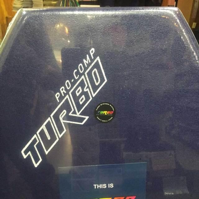 TURBO BODYBOARDS ターボボディボード TURBO PRO COMP  40インチ MidNight Blue