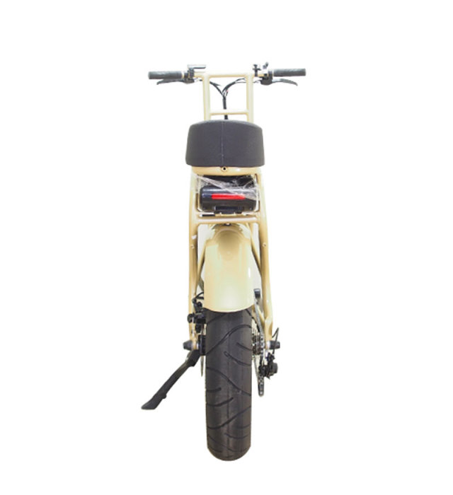 電動アシスト付き自転車 ロカフレーム フーマ シャンパンゴールド