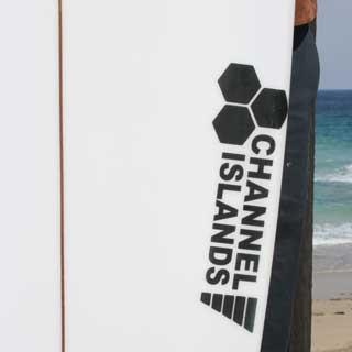 チャンネルアイランド サーフボード アルメリック CI FISH 5'8 2FIN  FUTURES ショートボード