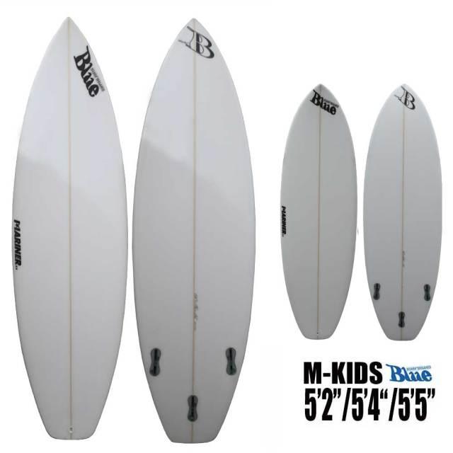 子供用 サーフボード ブルーサーフボード Blue Surfboard M-KIDZ 5'2 5'4 5'5