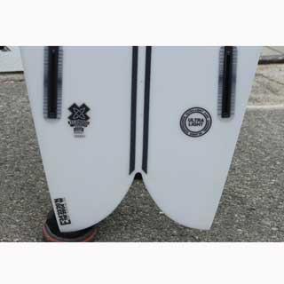 ショートボード アルメリック サーフボード CI フィッシュ 5'6