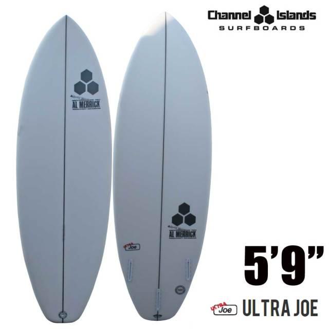 サーフボード  ショートボード アルメリック ウルトラジョー 5'7 CHANNEL ISLANDS ULTRA JOE サーフィン