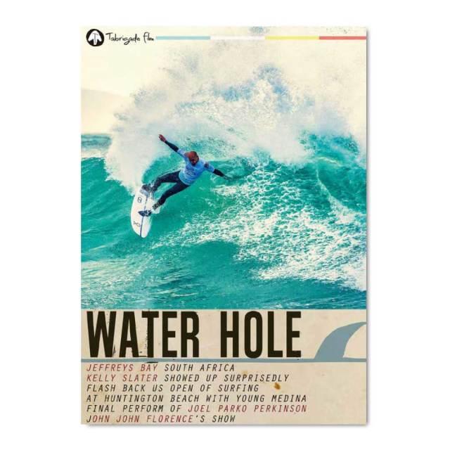 WATER HOLE ウォーターホール サーフィンDVD ショートボード