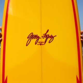 """ファンボード Gerry Lopez LITTLE DARLIN 6'8"""" ジェリー ロペス リトルダーリン サーフィン"""