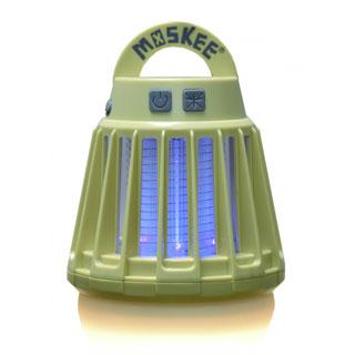 MOSKEE LANTERN モスキーランタン キャンプ 虫よけライト 殺虫ライト 殺虫灯 蚊対策 USB充電 LED 防水 アウトドア