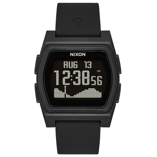 NIXON 腕時計 THE RIVAL All Black ニクソン ライバル オールブラック