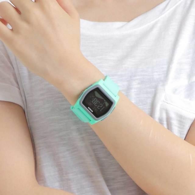 NIXON 腕時計 THE RIVAL TURQUOISE/ニクソン ライバル ターコイズ