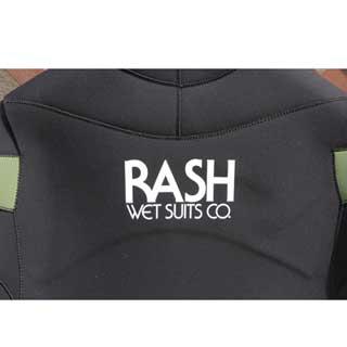 RASH ラッシュウェットスーツ メンズシーガル スプリングジャンキー 3.5×2mm 限定LX Limited version Mサイズ バックファスナータイプ