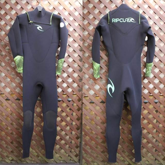 リップカール メンズウェットスーツ フルスーツ 3×2mm CHEST ZIP バリューウェットスーツ RIP CURL WETSUITS 男性用 サーフィン