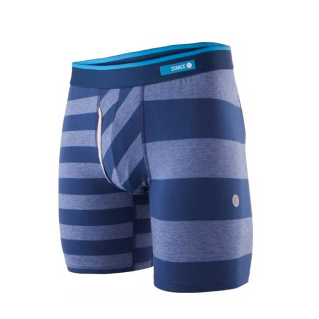 STANCE MENS UNDERWEAR BOXER BRIEF MARINER 17 COMBED COTTON