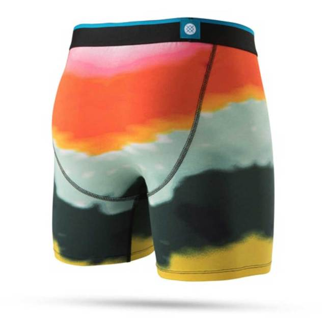 STANCE MENS UNDERWEAR THE WHOLESTERSUNSET WASH WH COMBED COTTON