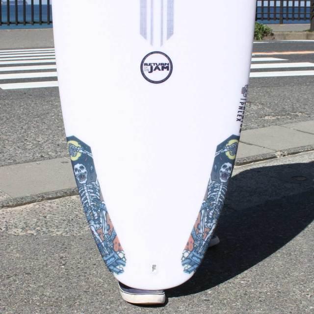 ショートボード STACEY SURFBOARDS RETURN OF THE JAM 5'6 ステイシー サーフボード リターンオブザジャム