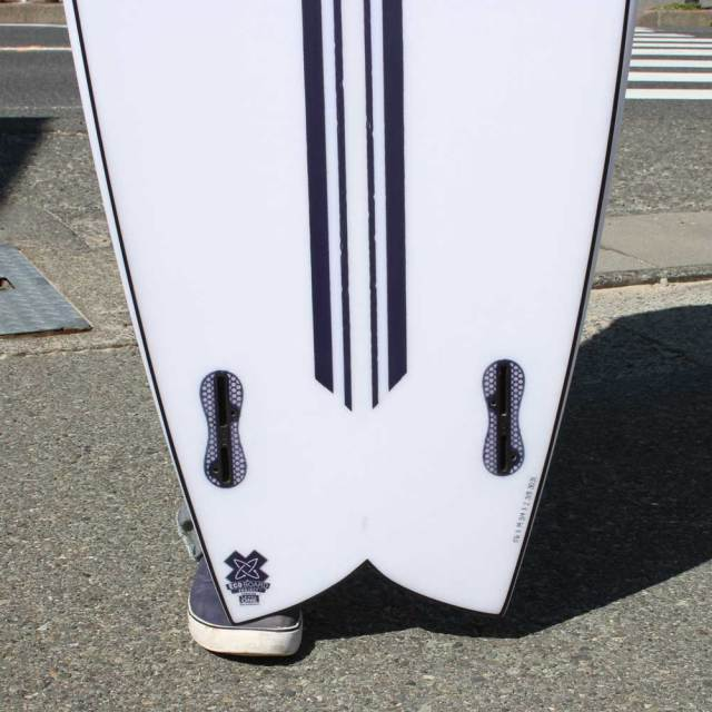 ショートボード STACEY SURFBOARDS MODERN VINTAGE TIMES TWO5'6