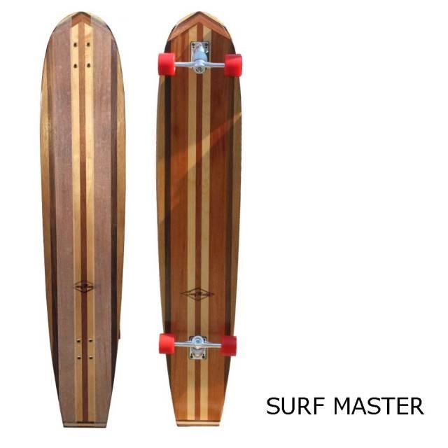 サーフマスター ロングスケートボード SURF MASTER サーフスケート