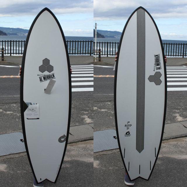 TORQ Surfboard アルメリック ポッドモッド CI-PODMOD-X-LITE 6'2 日本限定カラー