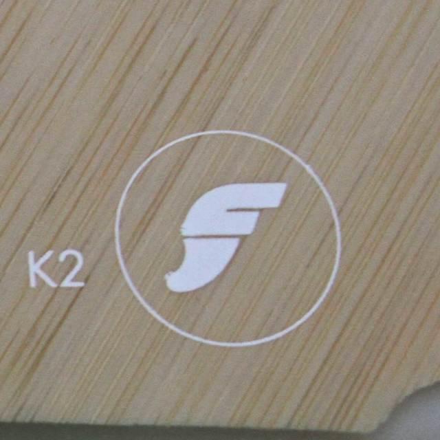 FUTURES FINS RTM HEX TWIN KEEL FK2 BAMBOO 2フィン ツウィンフィン レトロボード用 ショートボード用