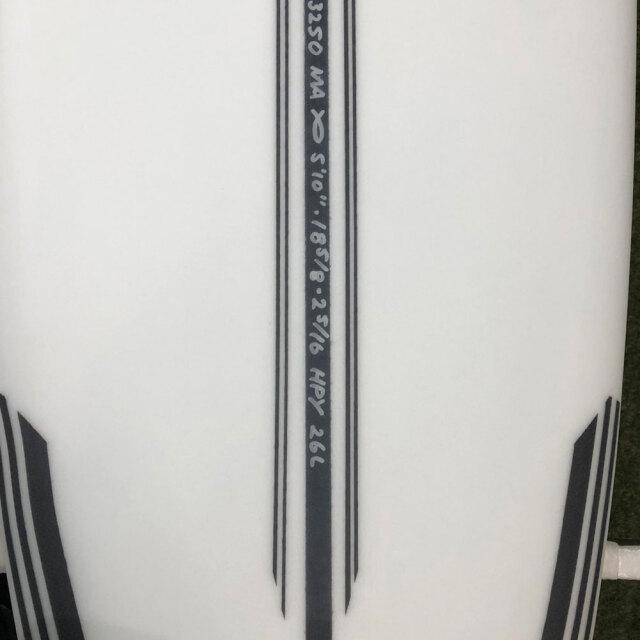 ショートボード チャンネルアイランド アルメリック サーフボード ハッピー スパインテック 5'10